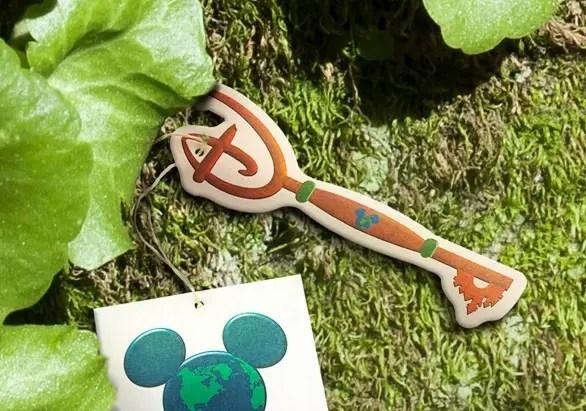 Earth Day Disney Key