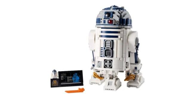 R2-D2 LEGO Set