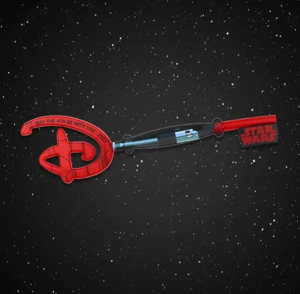 Star Wars Collectible Keys