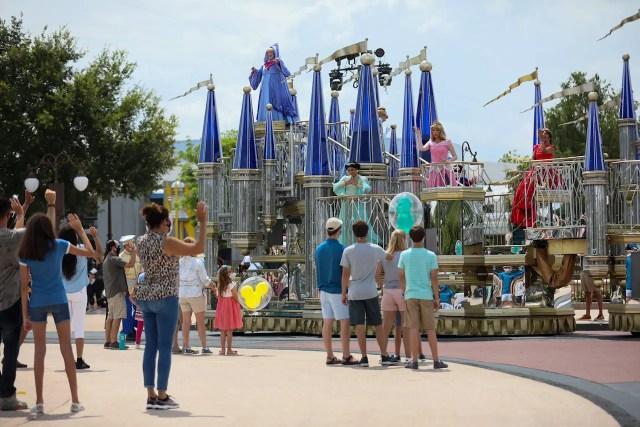 Disney Parks Celebrates Ultimate Princess Celebration 4