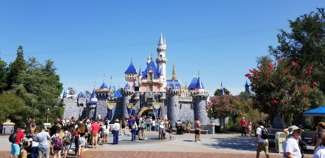 Disneyland Attractions and Dining Locations reopening on April 30th 1