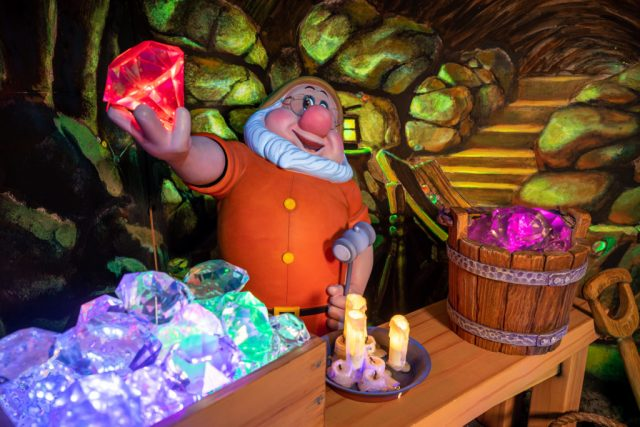 Reimagined attraction tells the story of Snow White's 'Happily Ever After 3