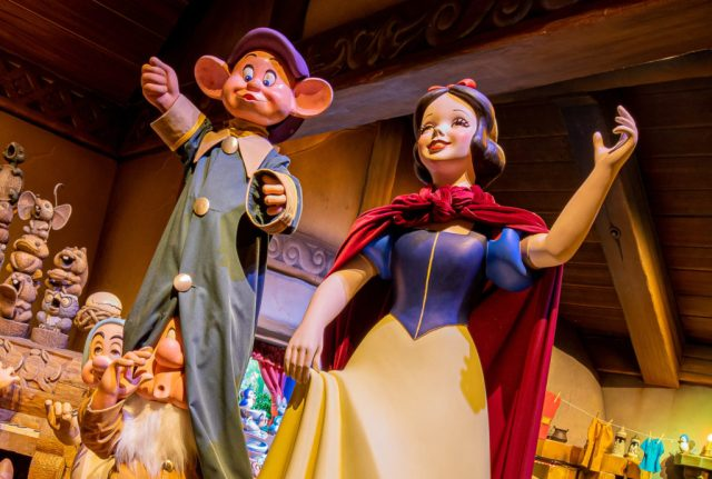 Reimagined attraction tells the story of Snow White's 'Happily Ever After 2