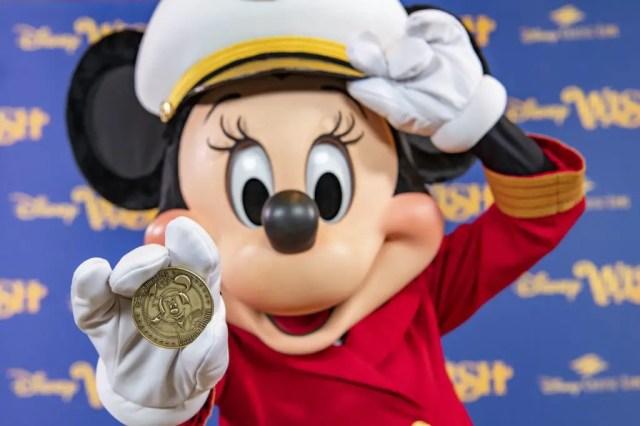 Minnie Disney Wish