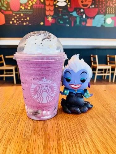 Ursula frappuccino