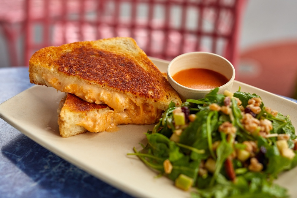 Buffalo Chicken Grilled Cheese Sandwich Recipe From Hollywood Studios!