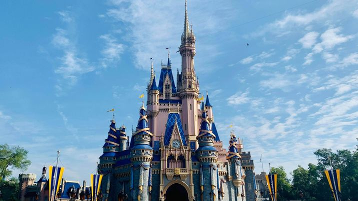 Magic Kingdom and Hollywood Studios already booked for Mother's Day