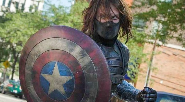 The Winter Soldier in Captain America: The Winter Soldier