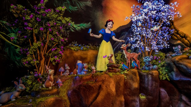 Disney Parks Celebrates Ultimate Princess Celebration 2
