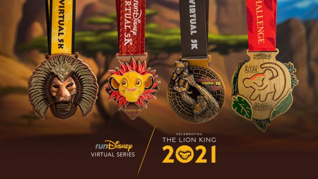 runDisney to Honor The Lion King this Summer with Virtual Series 1