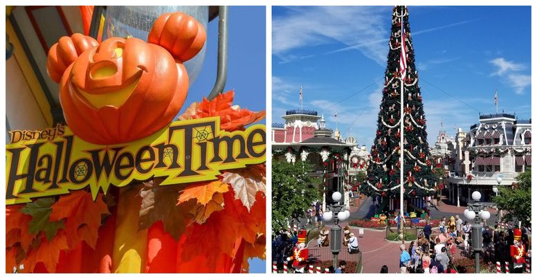 Are the Halloween and Christmas parties coming to Walt Disney World this year?