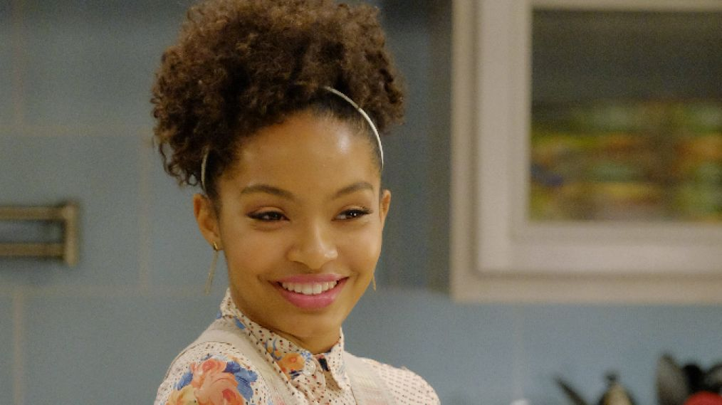 Yara Shahidi Shares Her Excitement About Playing Tinker Bell in 'Peter Pan & Wendy'