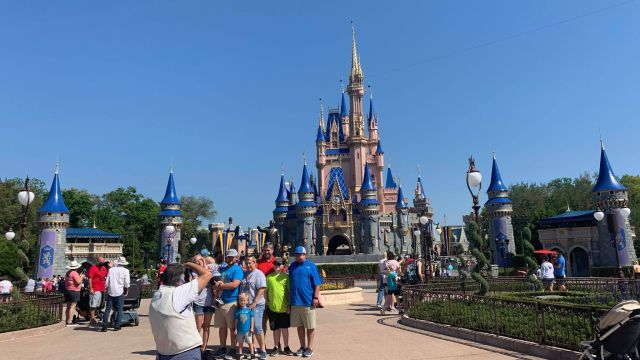 Mask Free Disney