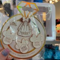 Disney Bride Pins