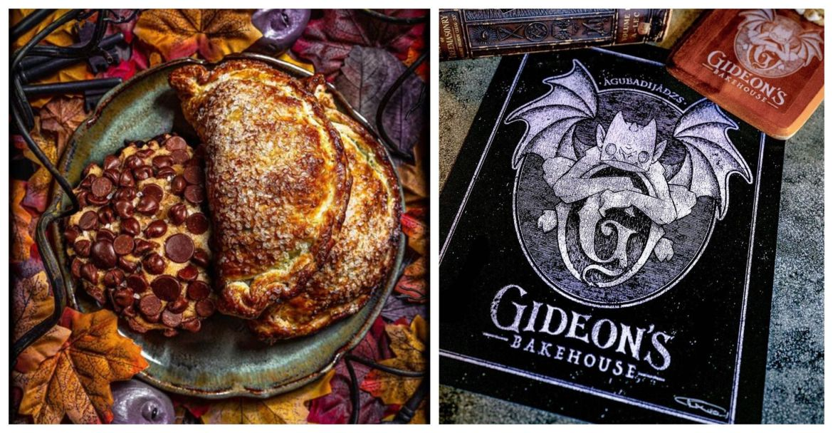 Gideon's Hand Pies is the perfect Halfway to Halloween Treat