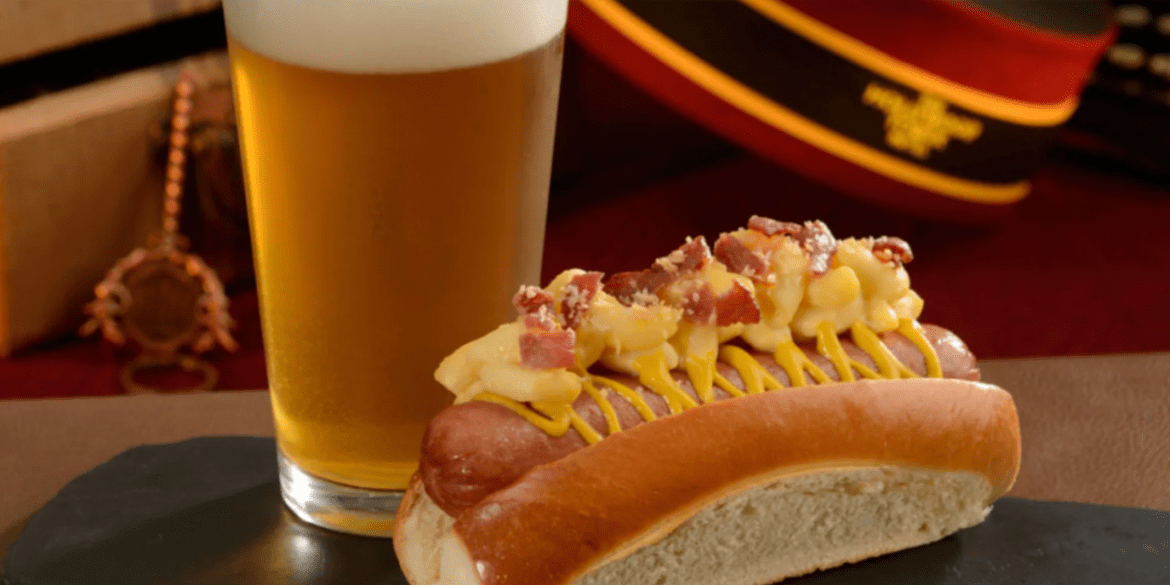 Fairfax Fare in Hollywood Studios debuts an all-new Hot Dog Friendly Menu