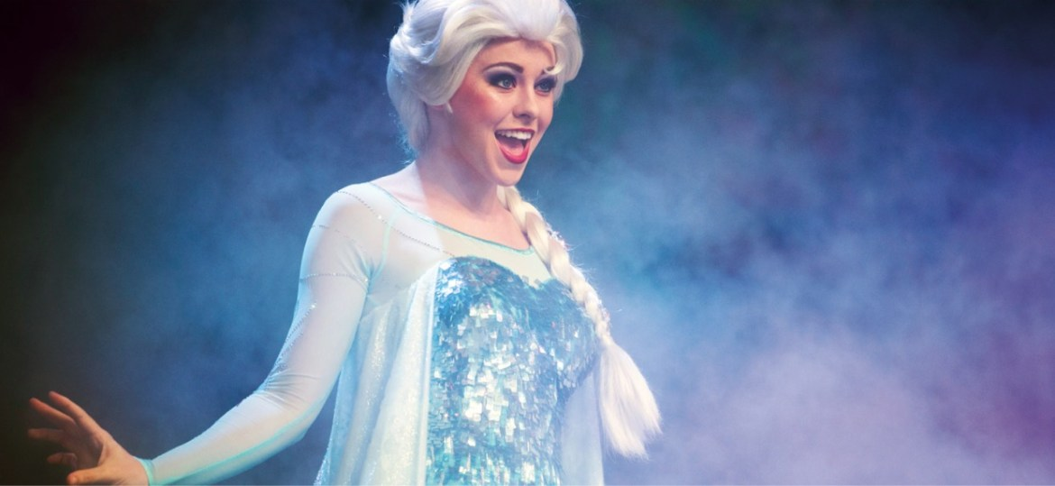 First Time in Forever: A Frozen Sing-Along Celebration now filling every row