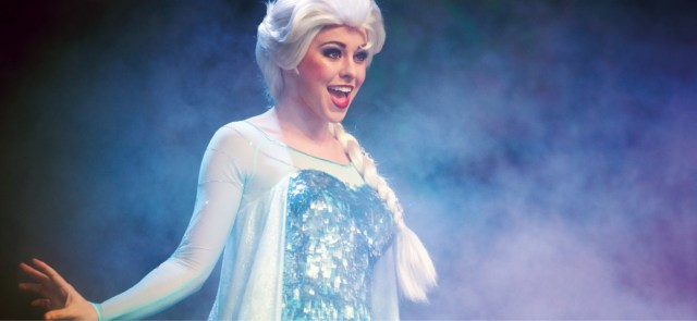 First Time in Forever: A Frozen Sing-Along Celebration now filling every row 1