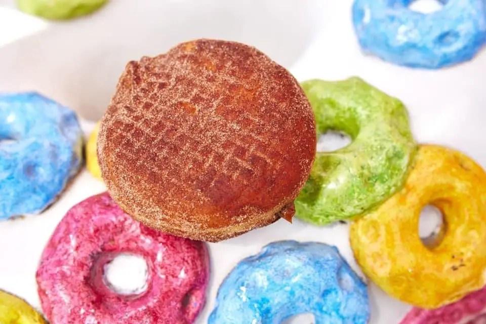 New Churro Stand Doughnut coming to Voodoo Doughnut