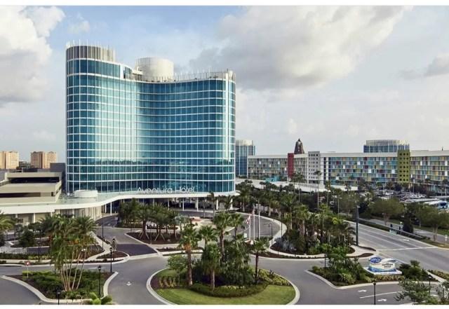 Universal's Aventura Hotel Reopening this June 1