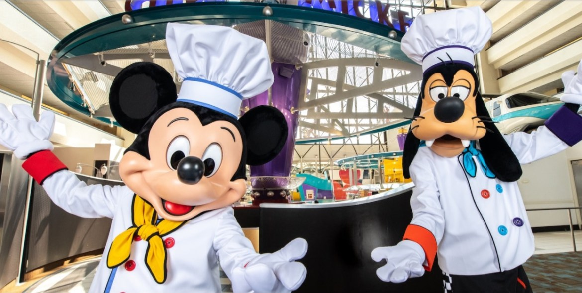 Cape May & Chef Mickey Pricing and Menu revealed