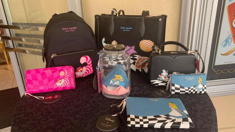 Alice in Wonderland Kate Spade Collection debuts at Walt Disney World