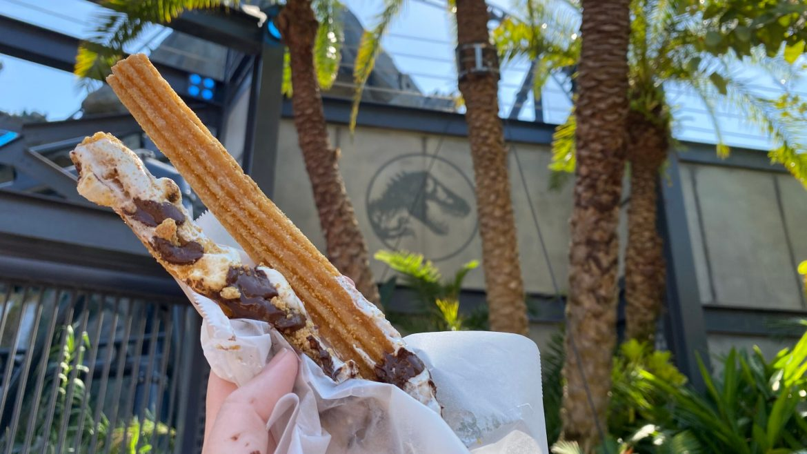 New Annual Passholder Churro spotted at Universal Orlando