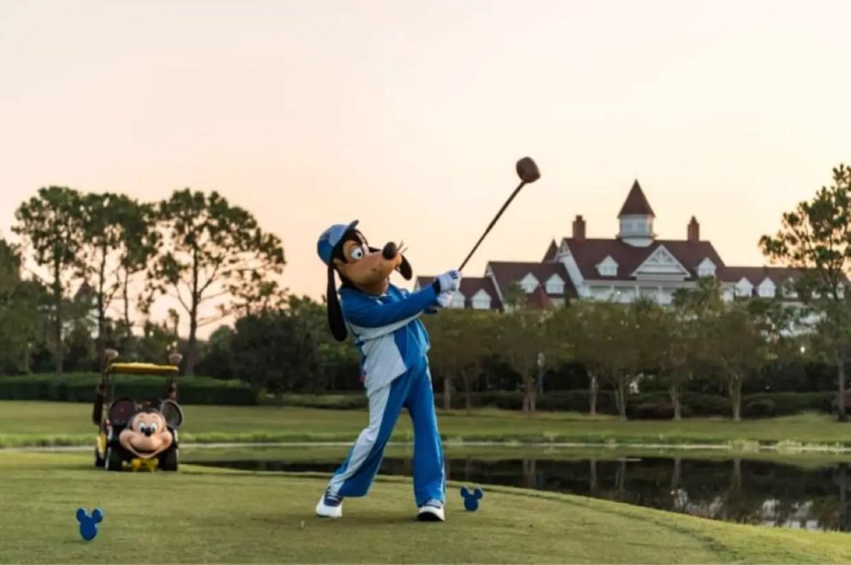 Walt Disney World Hosting Women's Golf Day 2021