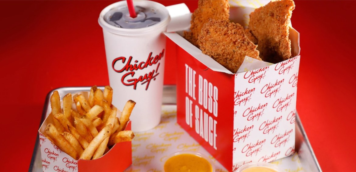 Chicken Guy closing briefly on Wednesday and Thursday in Disney Springs