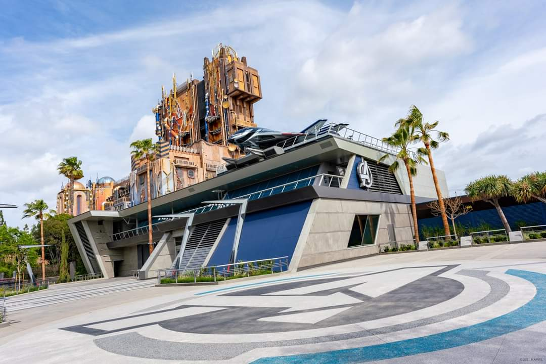 First look Inside Avengers Campus at Disney California Adventure