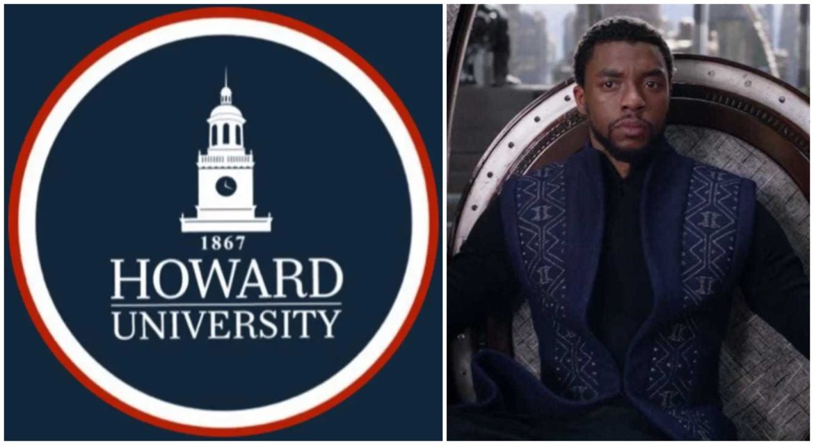 Howard University Names College of Fine Arts After the Late Chadwick Boseman