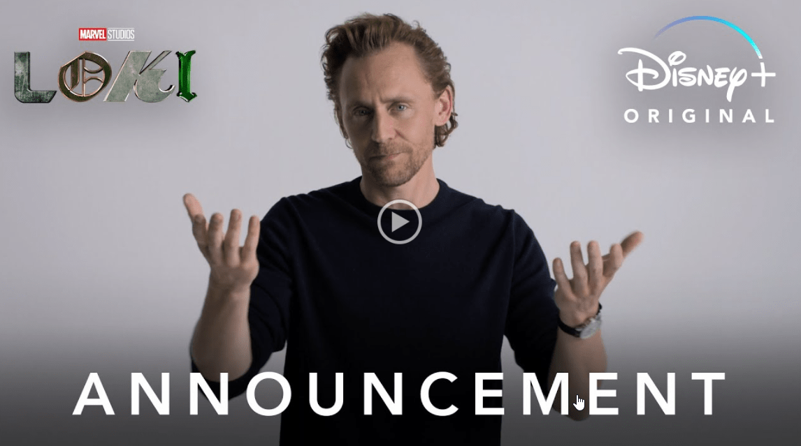 Marvel's Loki coming to Disney+ on June 9th!