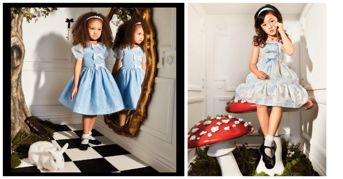 Alice In Wonderland Janie And Jack Collection