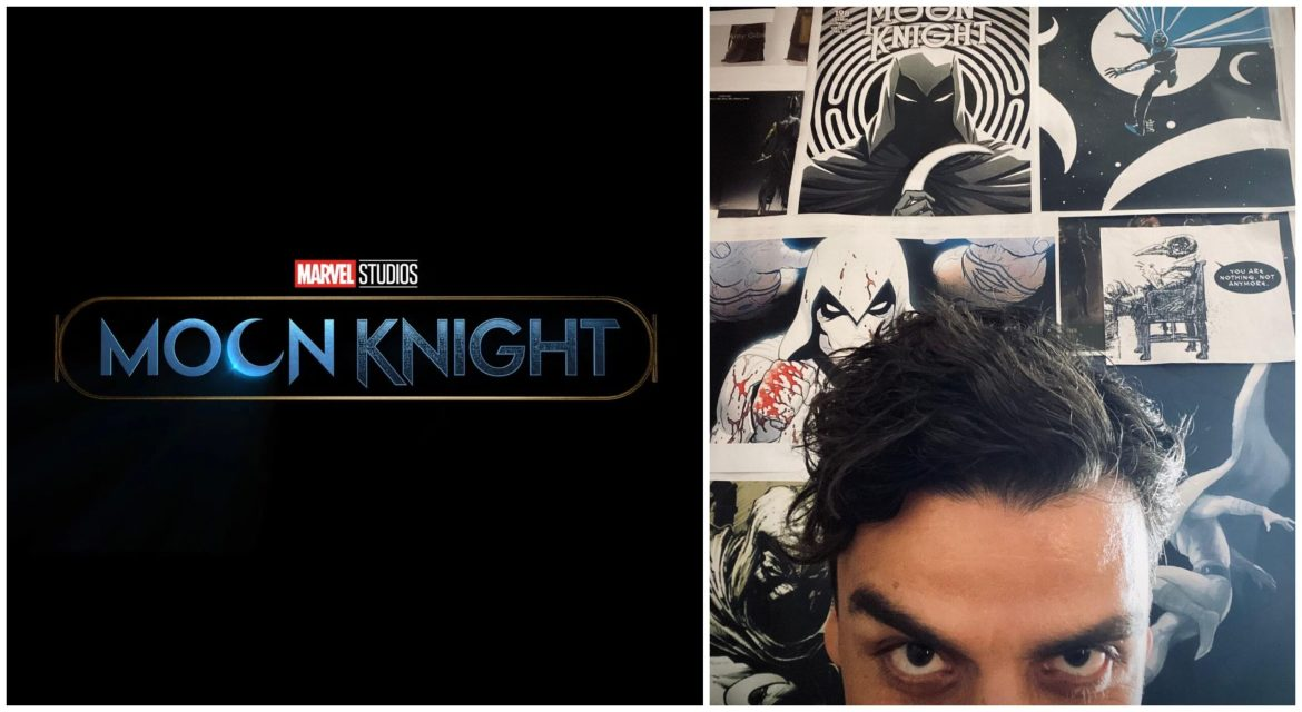 It's Official! Oscar Isaac Has Been Cast as Moon Knight by Marvel Studios