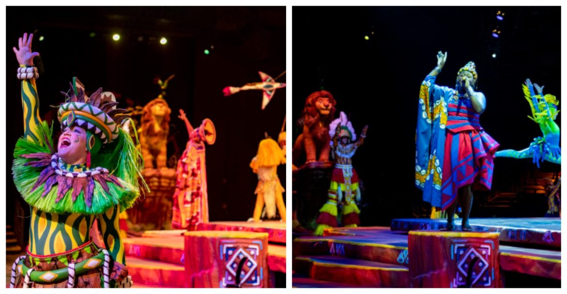 A Celebration of Festival of the Lion King reopening details
