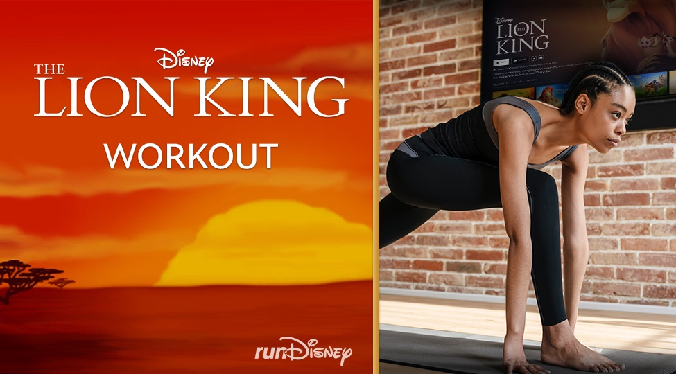 Be Prepared For The New Lion King Workout!