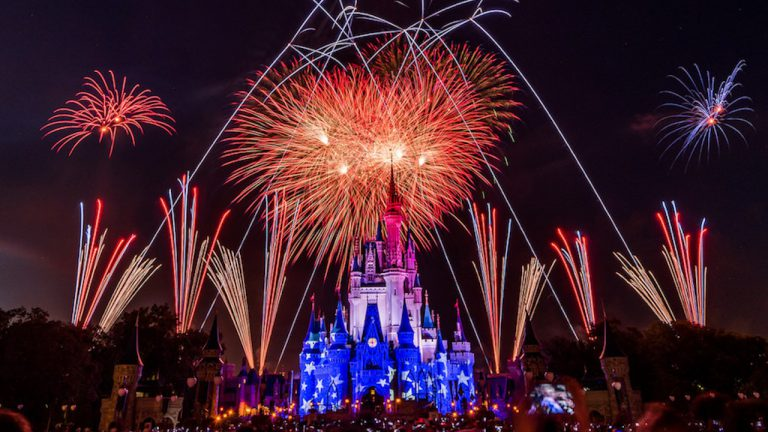 Reservations are filling up fast for Fourth of July weekend at Disney World