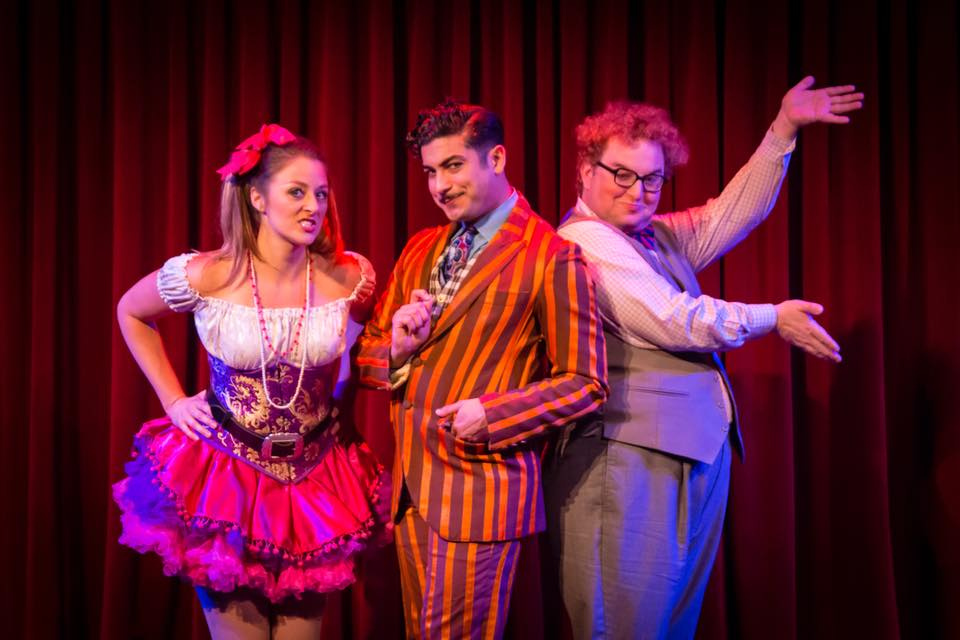 Pirates Dinner Adventure announces adult-only show Teatro Martini 1
