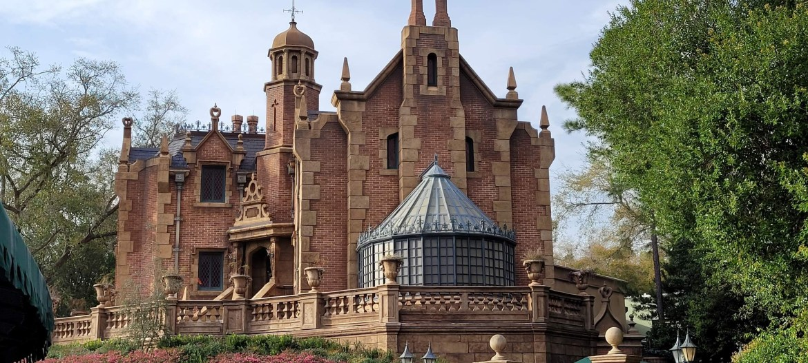 Work to begin on Disney's Haunted Mansion according to new permit