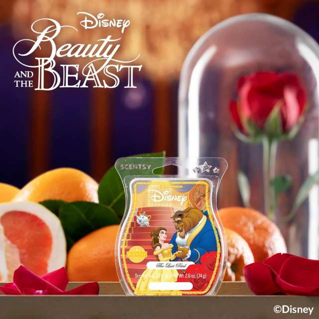 Enchanting New Beauty and the Beast Scentsy Collection 3