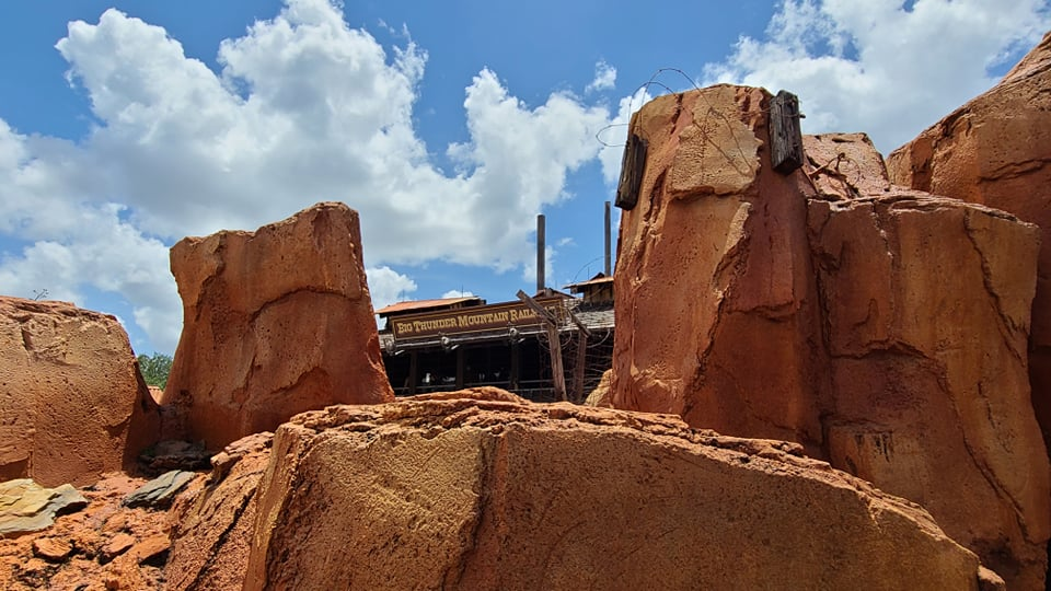 Big Thunder Mountain Railroad has reopened after refurbishment 1