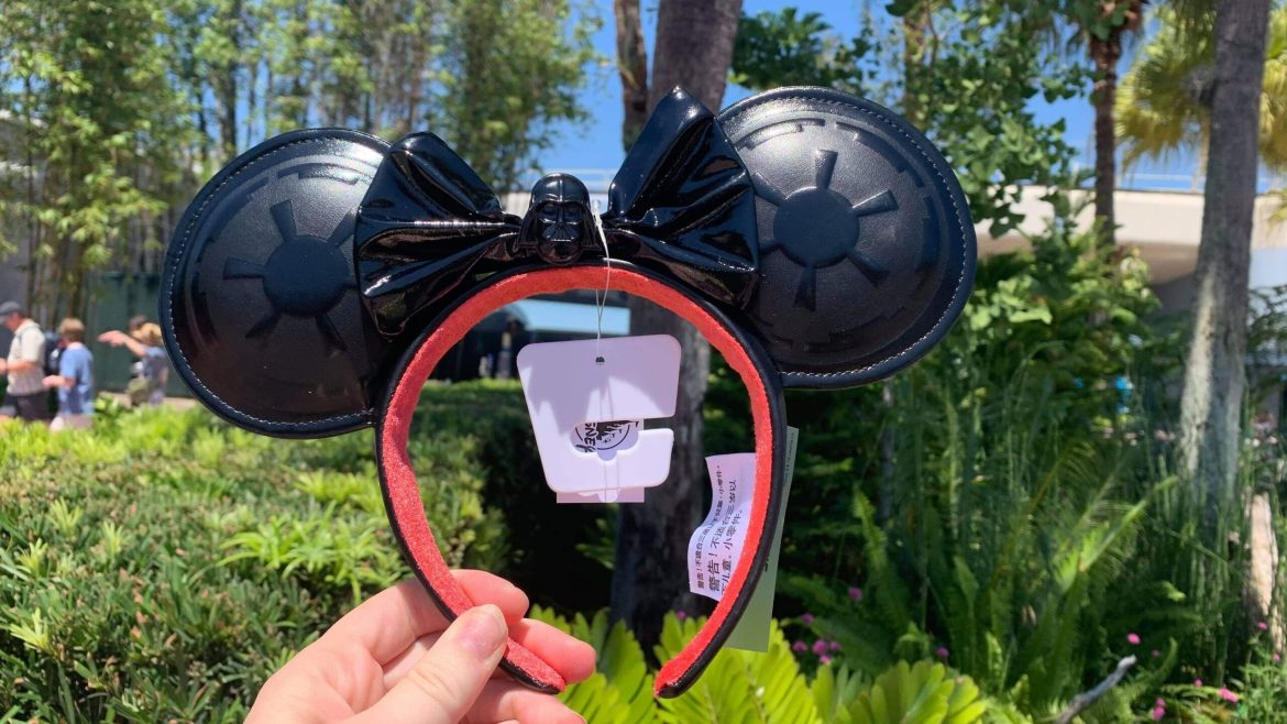 Rule The Galaxy With The Darth Vader Minnie Ears
