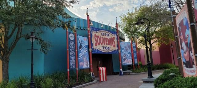 Storybook Circus Big Top