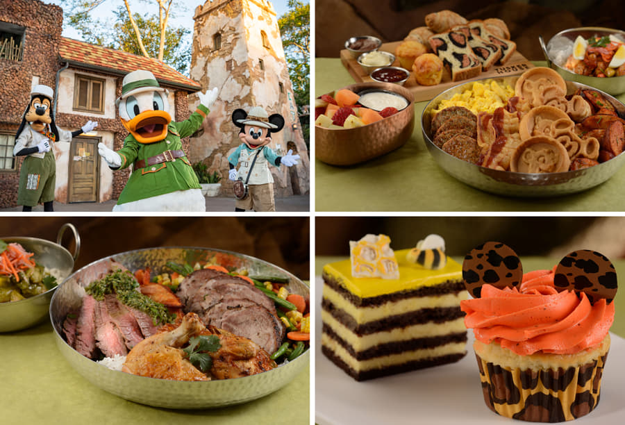 New Dining Options coming to Walt Disney World