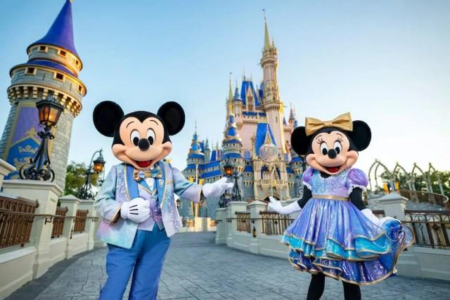 Disney World Firework Showtimes