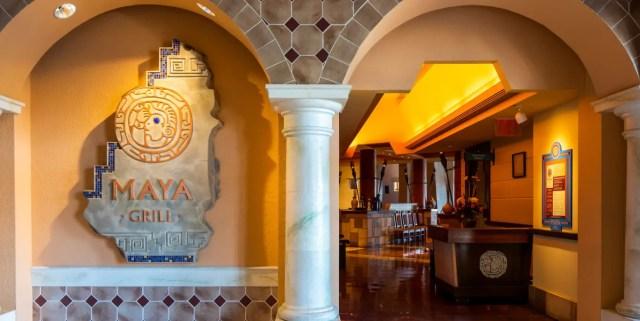 Maya Grill reopening June 24th