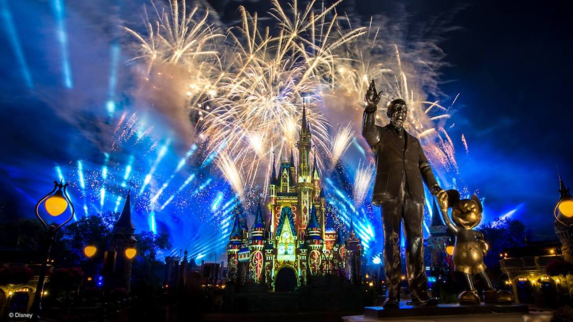 Disney World Testing Fireworks at the End of June