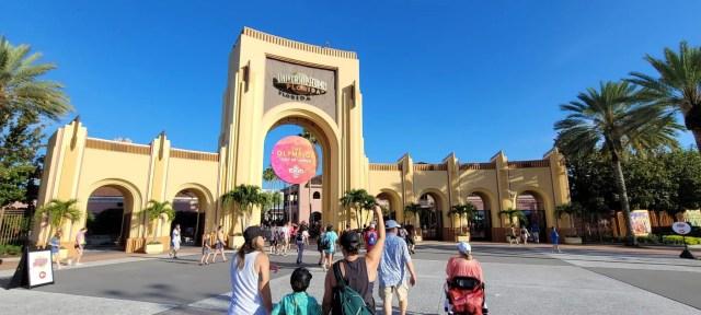 Universal Orlando 100% capacity
