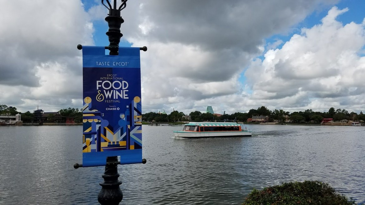 Food Booths coming to the 2021 Epcot International Food & Wine Festival
