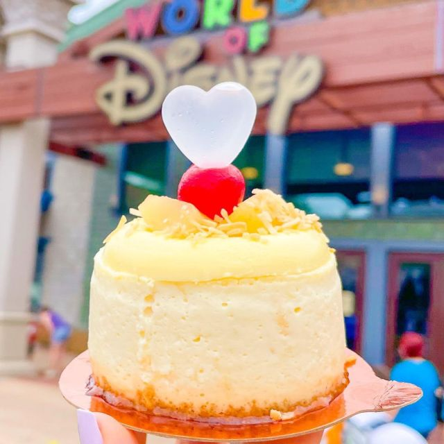 NEW Pina Colada Cheesecake at Amorette's Patisserie 2